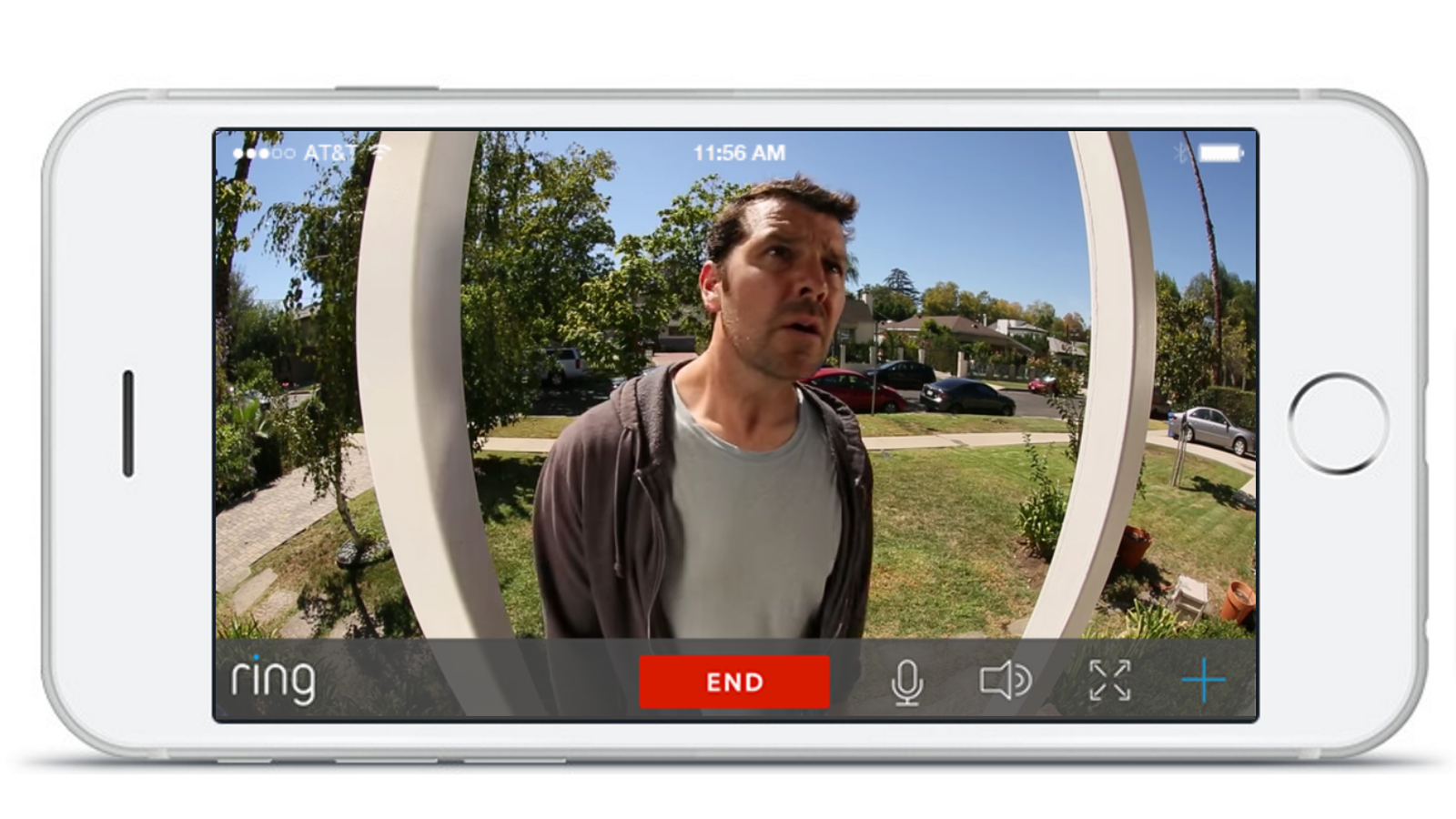 """""""#Smart #doorbell"""" owners see video from other #houses..."""