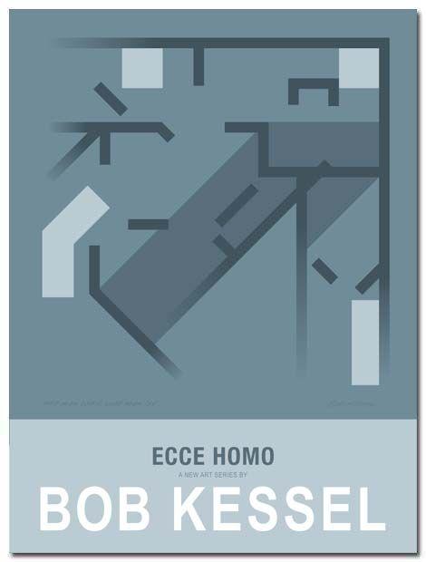 ECCE HOMO POSTER (Wie man wird, was man ist) by bobkessel | BOB ...