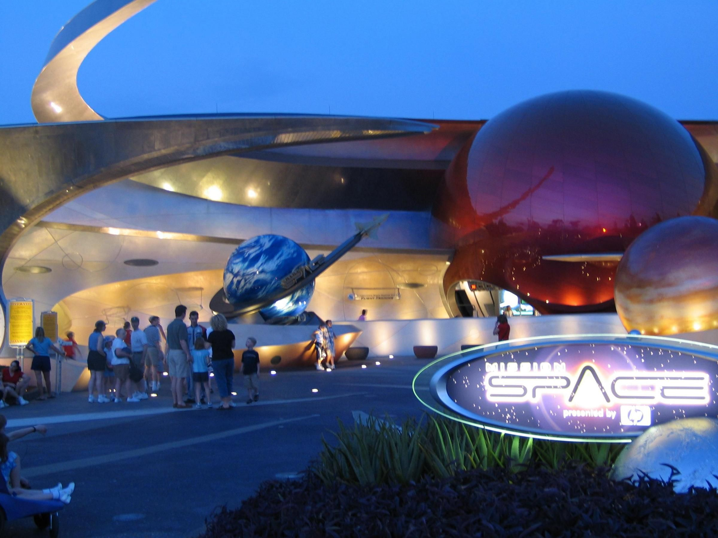 mission to mars ride epcot - photo #39