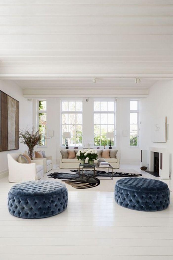 Minimalistische Wohnzimmer Polstermöbel