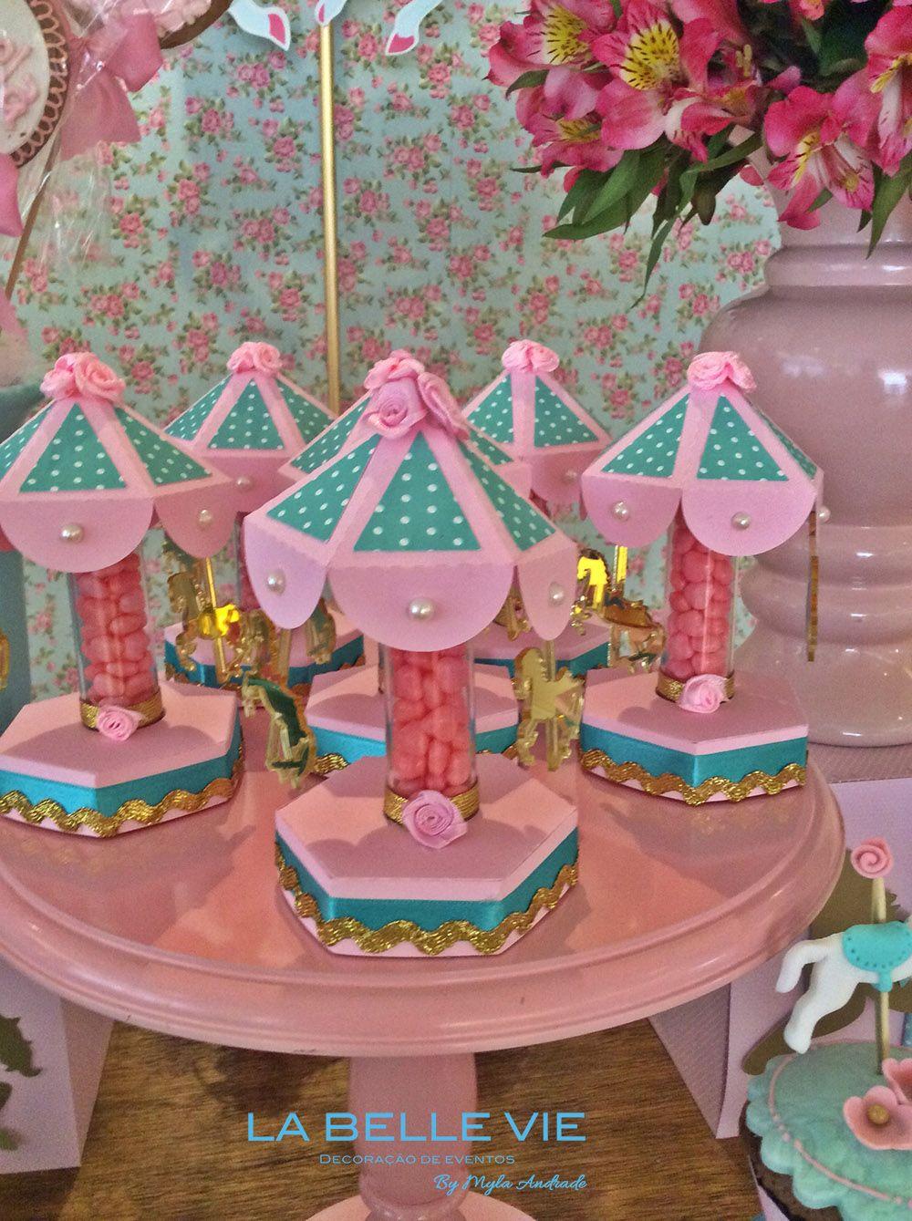Circo rosa | Decorating | Pinterest | Circo, Carrusel y Cumple