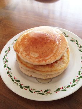 ホットケーキミックス 牛乳なし 蒸しパン