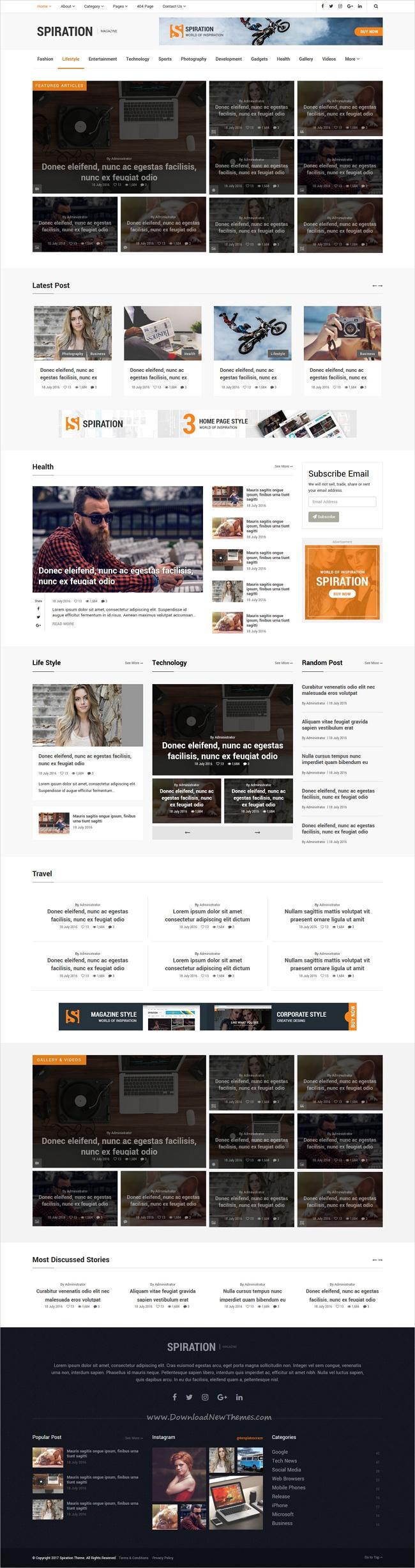 Unusual Html Magazine Template Gallery - Professional Resume ...