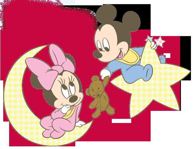 Wondersofdisney Disneyfansites Com Clipart Disbabies Mickeynminnie Babymin Mickmoon Png Baby Mickey Mouse Baby Mickey Minnie Mouse Images