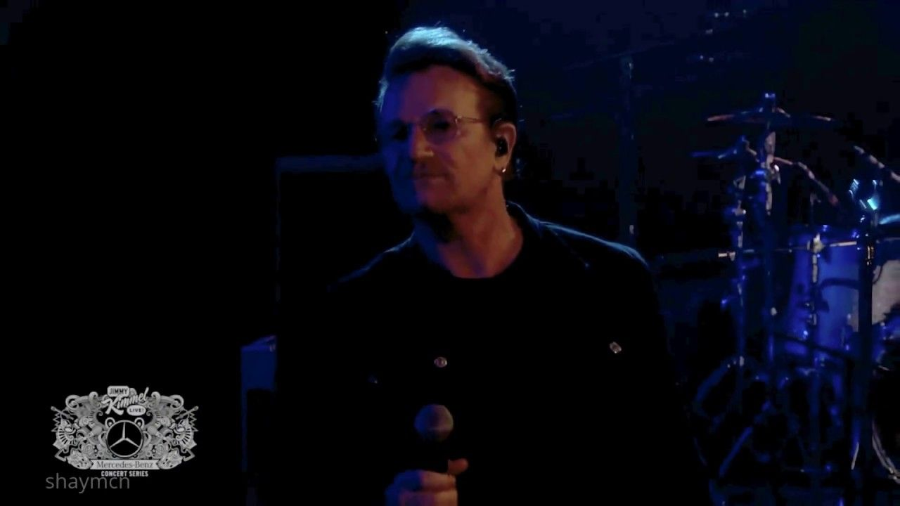 U2 (New Song) : The Little Things That Give You Away (HQ) Live