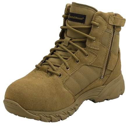 e6bcaa58807 Smith & Wesson® Footwear Breach 2.0 Men's Tactical Side-Zip Boots ...
