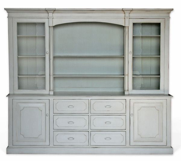 breakfronts | ... > Hutches, China Cabinets, Breakfronts & Shelves > Lawson HUTCH
