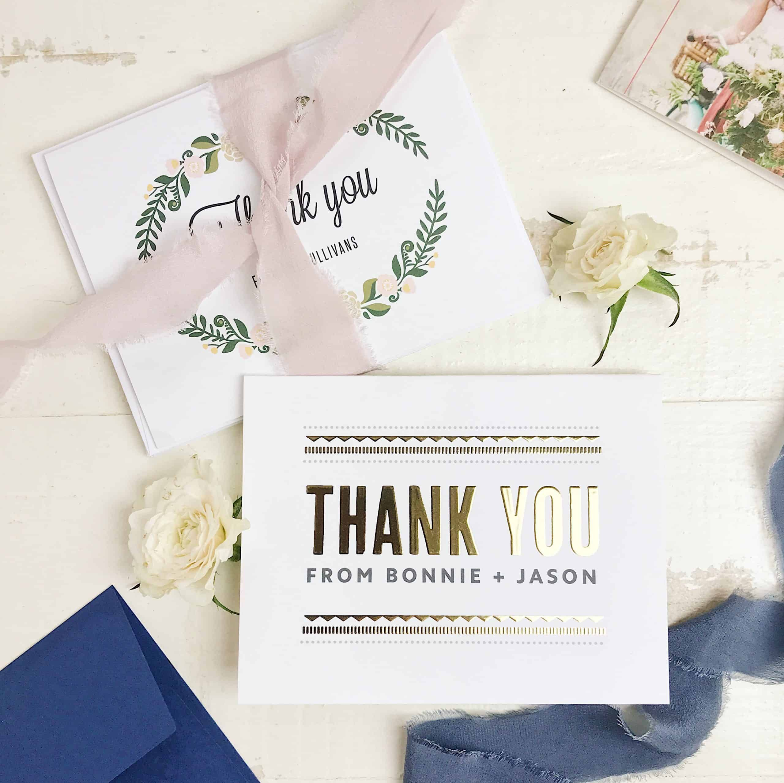 basic invite is a perfect way to say thank you in 2020