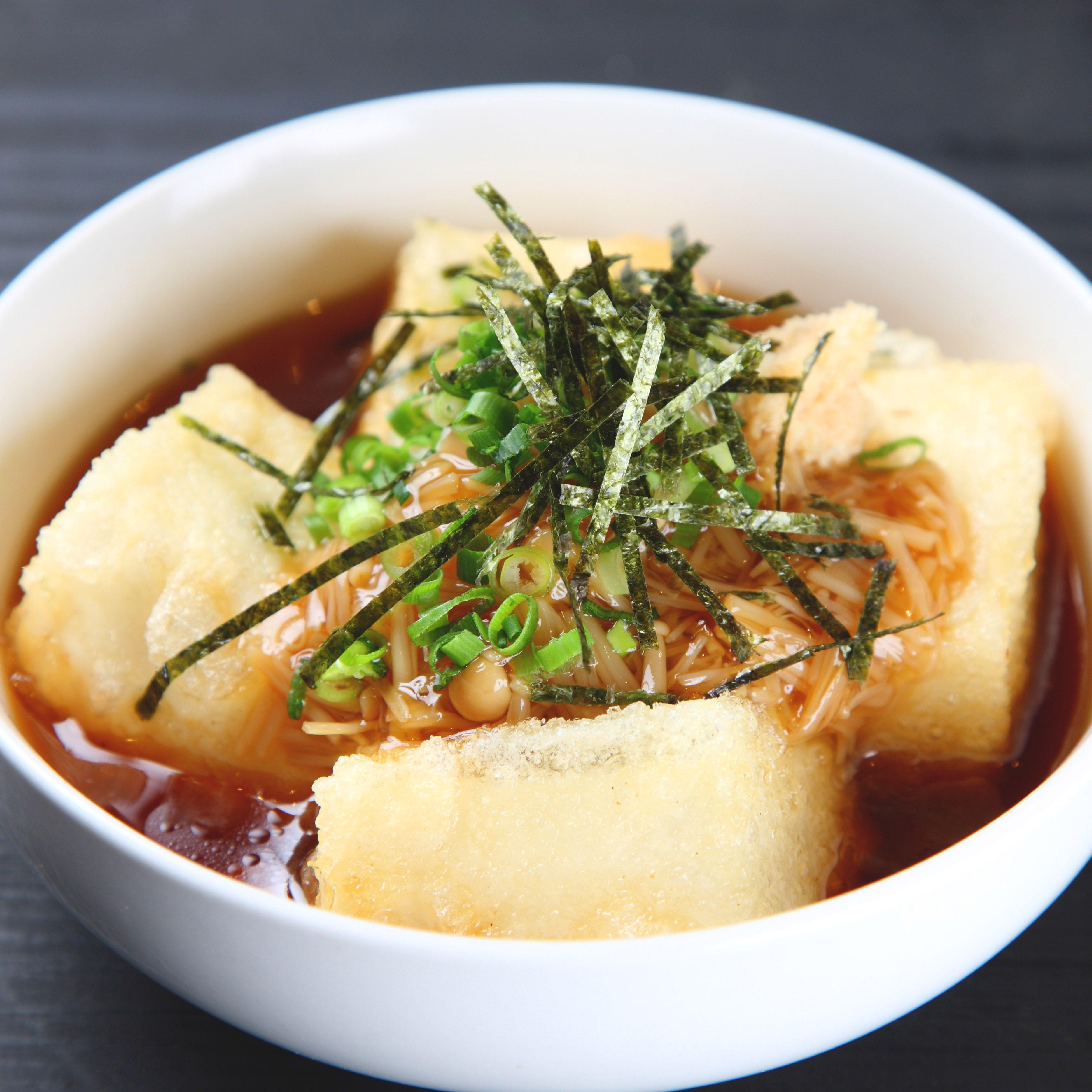 Resep Agedashi Tofu Resep Resep Tahu Makanan Resep Makanan