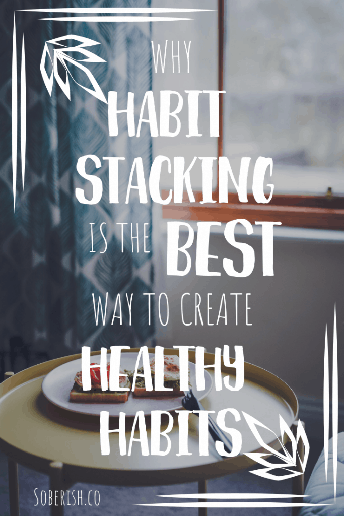 If you want to create healthy habits that you can sustain longterm, habit stacking is the easiest way to to do it without having to resort to willpower  #habits #healthyhabits #habitsforsuccess #changebadhabits #personaldevelopment