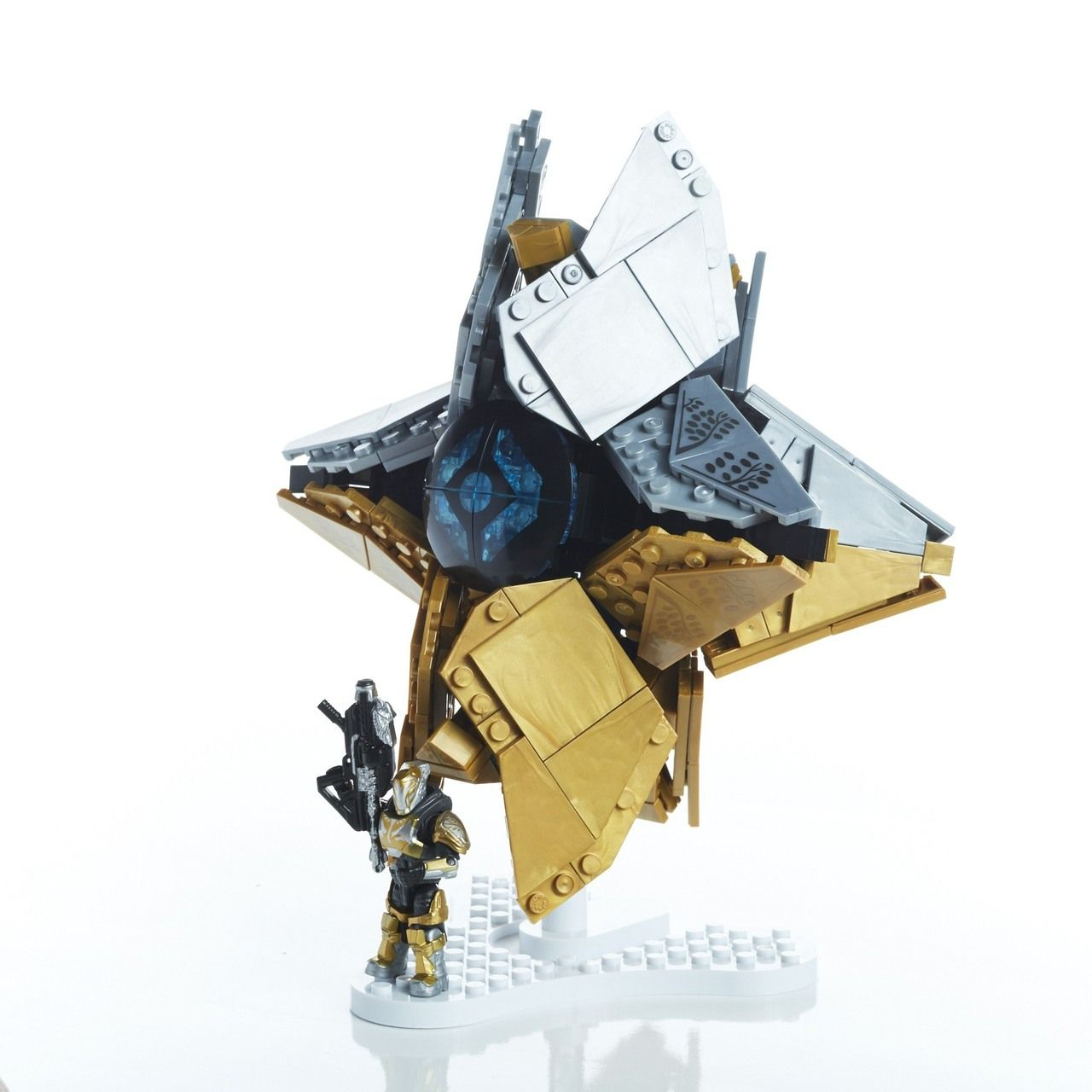 66107ee6ce4 Mega Bloks San Diego Comic-Con Exclusive Destiny Ghost Shell