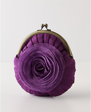 #Purple handbag
