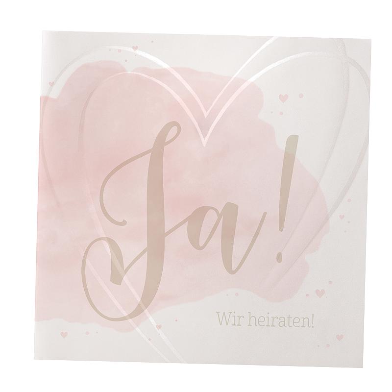 Hochzeitseinladungen Altrosa Auf Perlweissen Metallickarton Im Modernen Design Hochzeit Hochzeitseinladu In 2020 Karte Hochzeit Hochzeitskarten Hochzeitseinladung