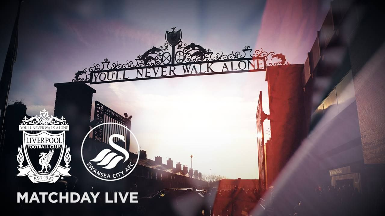 Matchday! It's a return to Anfield and Premier League action as we face Swansea!