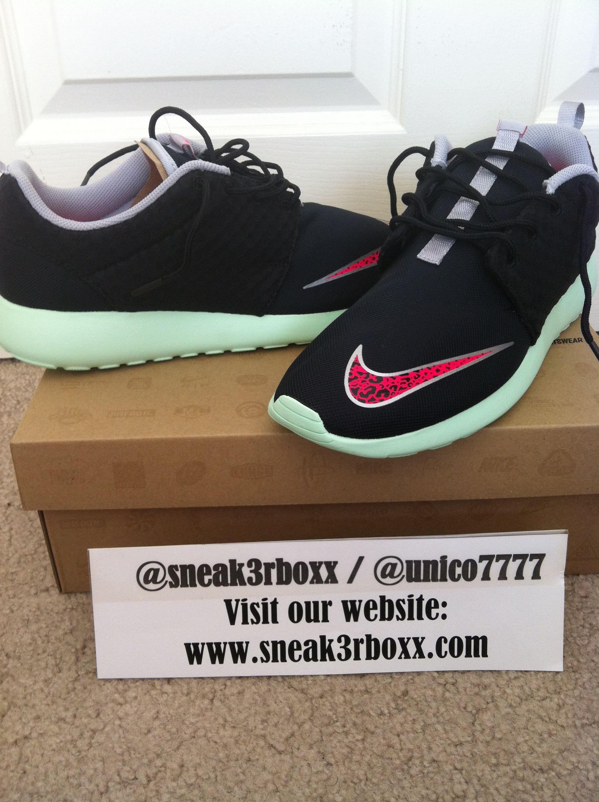 9a0bb5128909 Nike Roshe Run (Yeezy) DS Size 11.5   12  130 www.Sneak3rBoxx.com ...