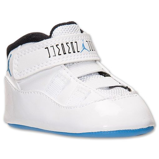 official photos aeb44 1258d Infant Air Jordan Retro 11 Crib Shoes | Kids Sneakers | Baby ...