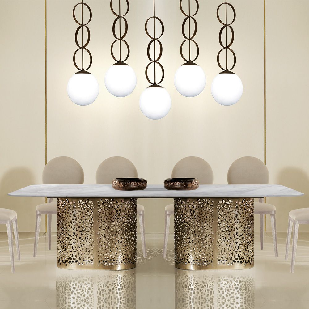 Contemporary Italian Dining Room Furniture Inspiration Large Contemporary Italian Rectangular Marble Dining Table At Inspiration Design