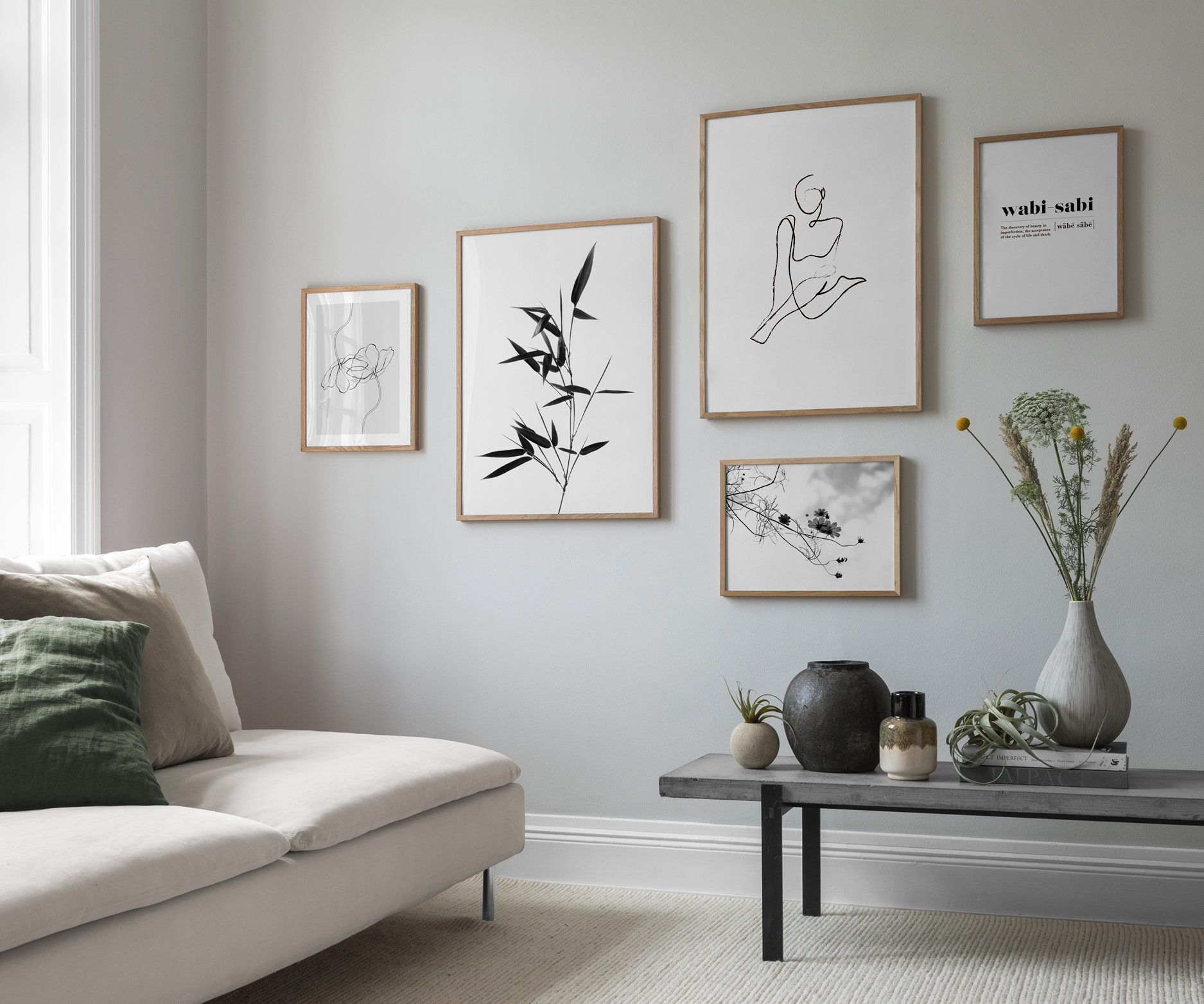 Interiors Decor Desenio A Little Bit Of Print Love Picture Wall Living Room Living Room Wall Living Room Pictures