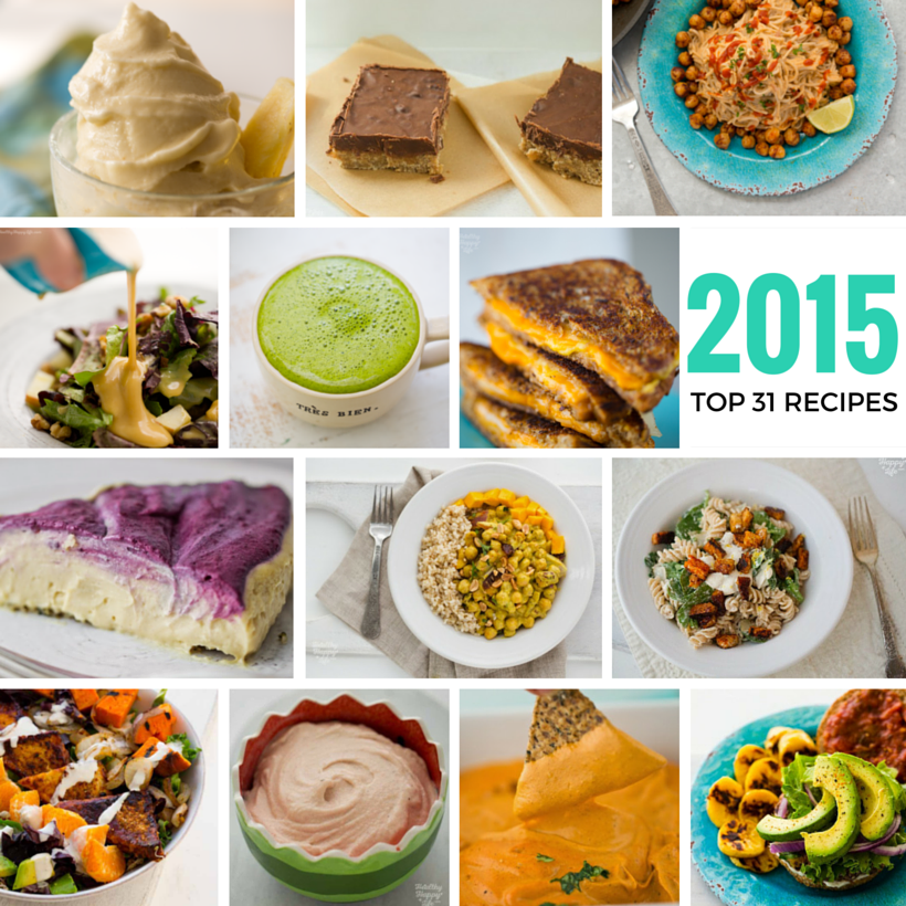 Year in review top vegan recipes of 2015 on healthy happy life by year in review top vegan recipes of 2015 on healthy happy life by kathy patalsky forumfinder Gallery
