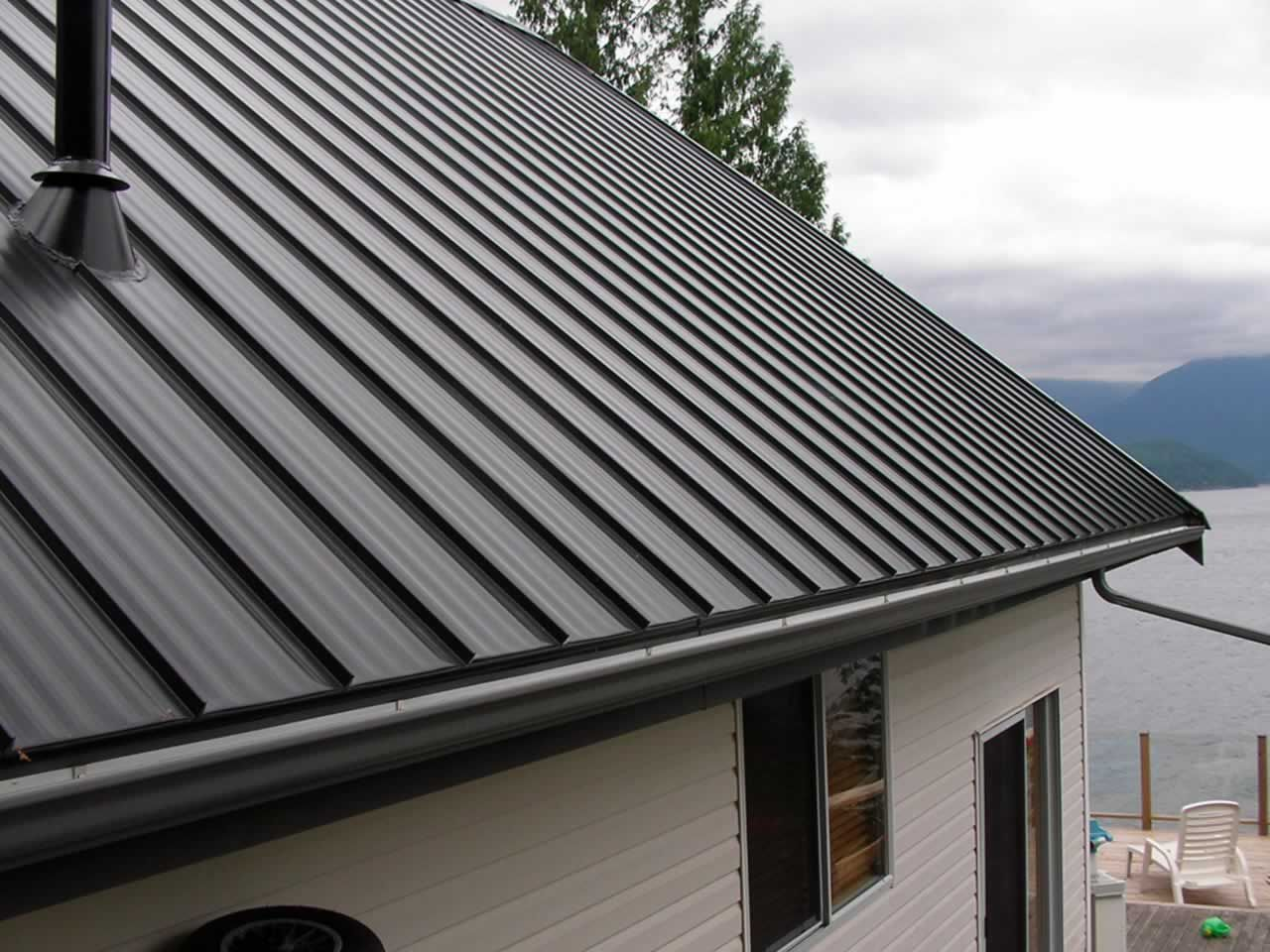 Ziplok 1280 960 roof modern materials for Contemporary roofing materials