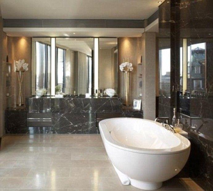 Apartmentfromonehydeparkbecomeworldsmostexpensiveflat8 Glamorous Exclusive Bathrooms Designs Inspiration