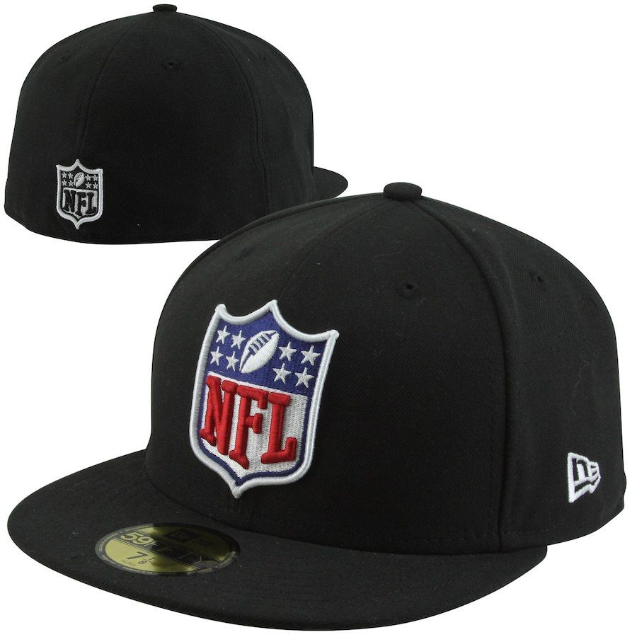 New Era NFL Shield 59FIFTY Fitted Hat - Gray in 2018  5d94c64b016
