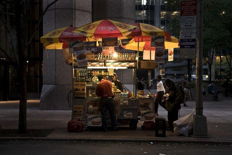 Pedro Abreu Food Vendor
