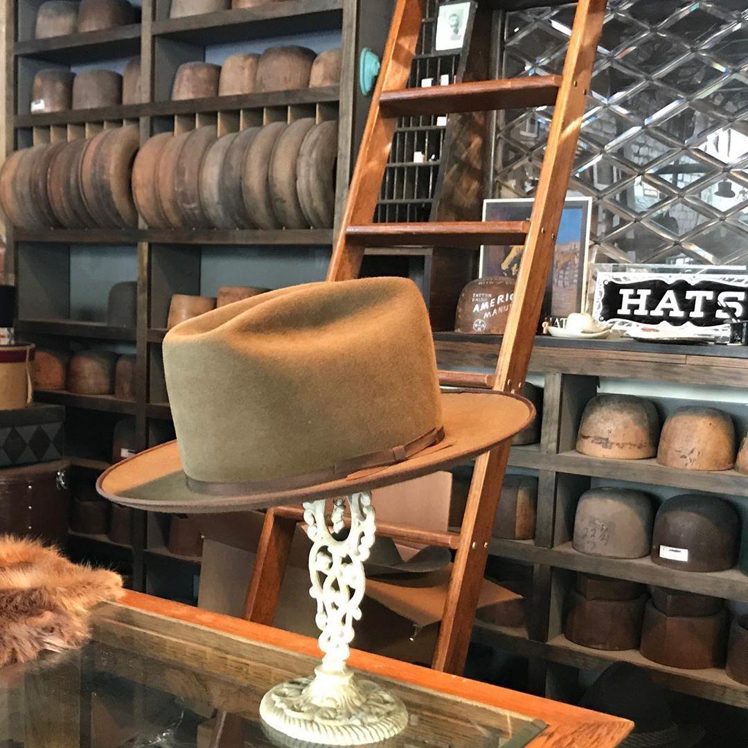 Tatton Baird Hats For Men Cowboy Hats Hat Fashion