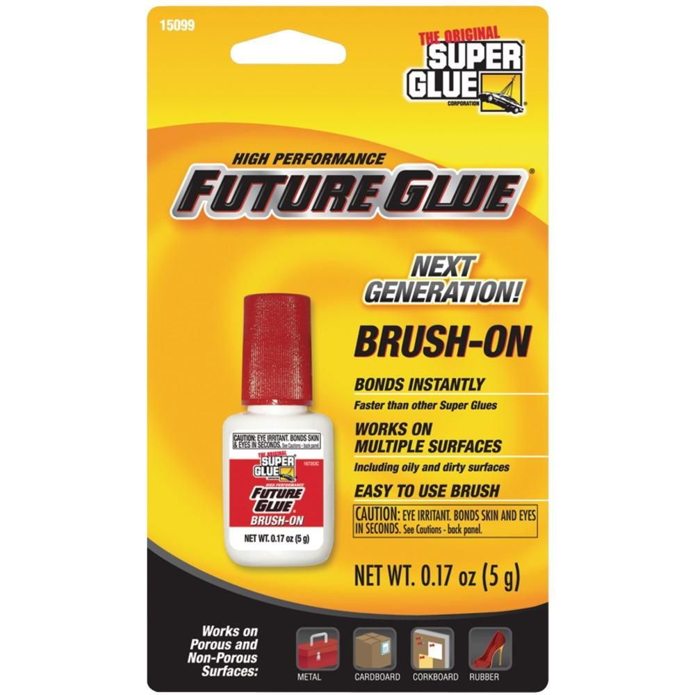 The Original Superglue 15099 Brush On Future Glue In 2020 Super Glue Glue Bottles For Sale