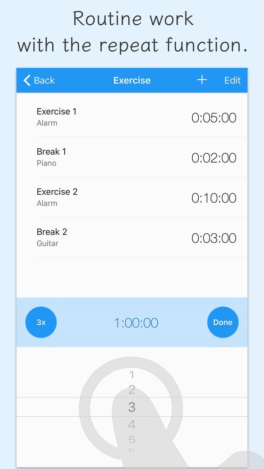 Clockwork Timer App UtilitiesProductivityappsios
