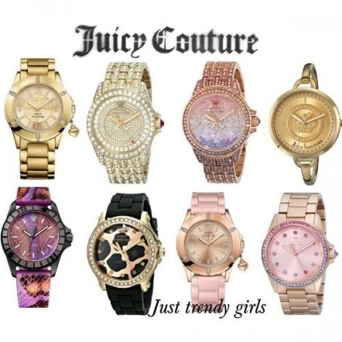 ea1b3c6d2fc juicy watches for woman- Woman watches trend 2017 http   www.justtrendygirls