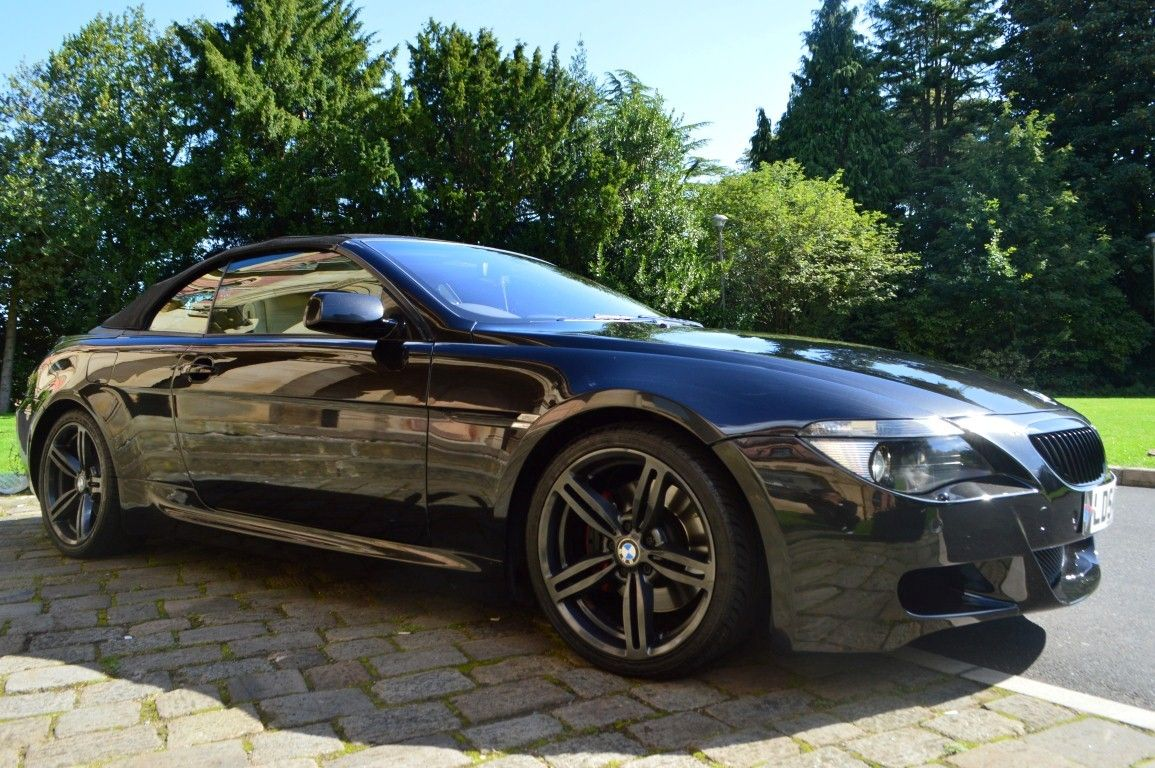Bmw F06 M6 Gran Coupe Grey Widebody With Images Bmw M6 Bmw