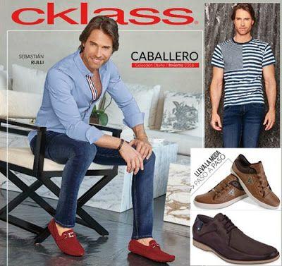 ab259b94 Catalogo de Cklass Caballero Primavera Verano 2017 | zapatos ...
