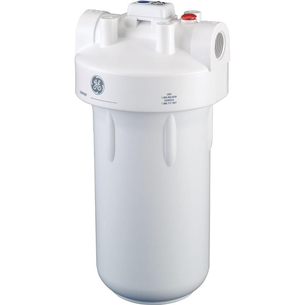 Ge Whole Home Water Filtration System Gxwh35f The Home Depot Home Water Filtration Water Filtration Whole House Water Filter