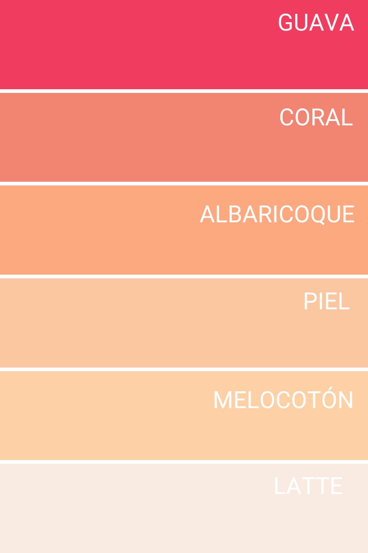 Gama De Colores Nombres De Colores Paletas De Colores Grises Colores Para Pintar Paredes
