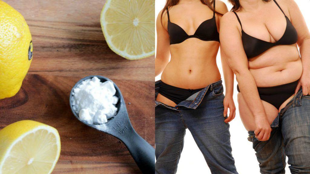 Содовой похудение принимать
