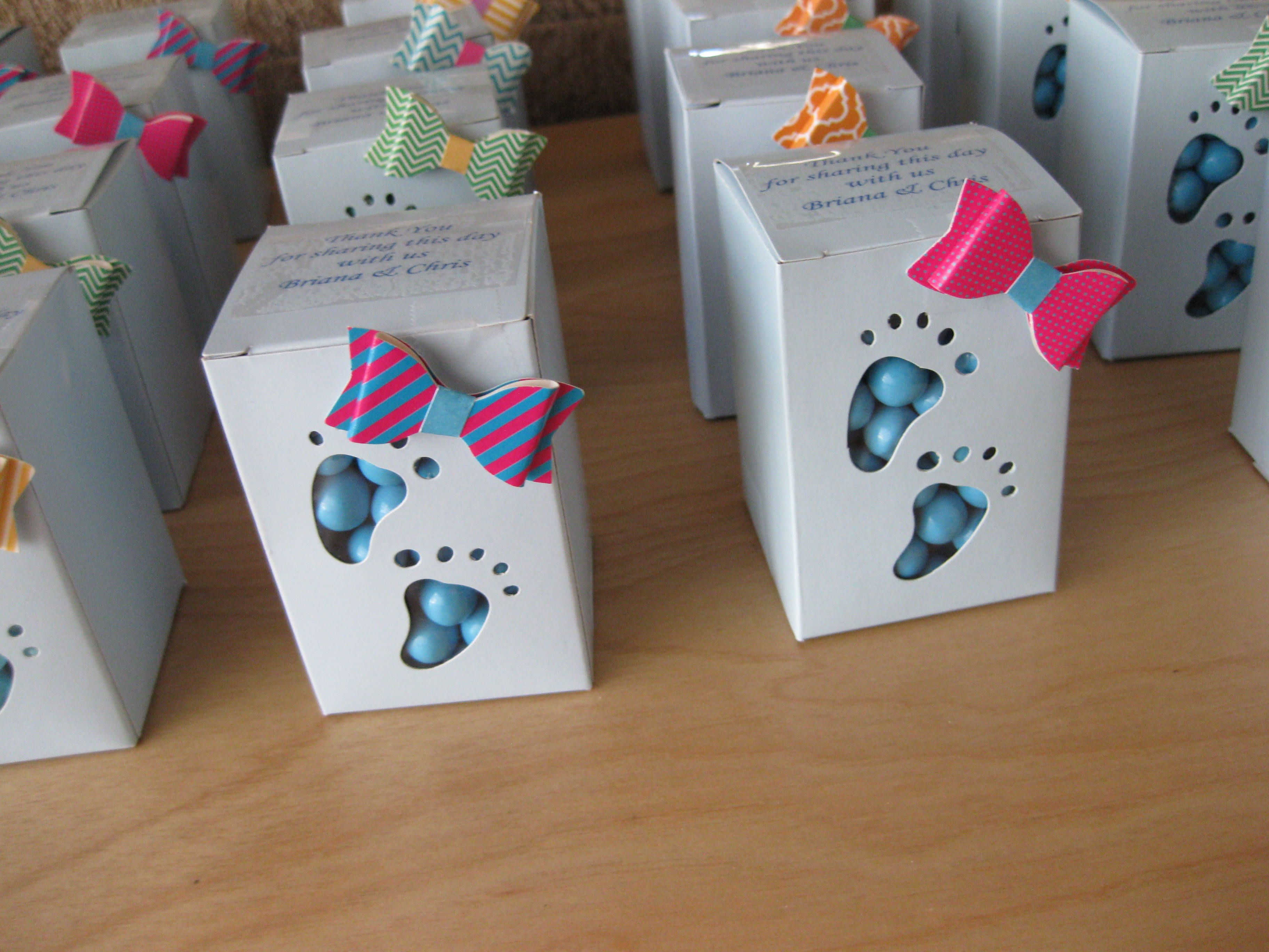 Baby Shower guest gifts