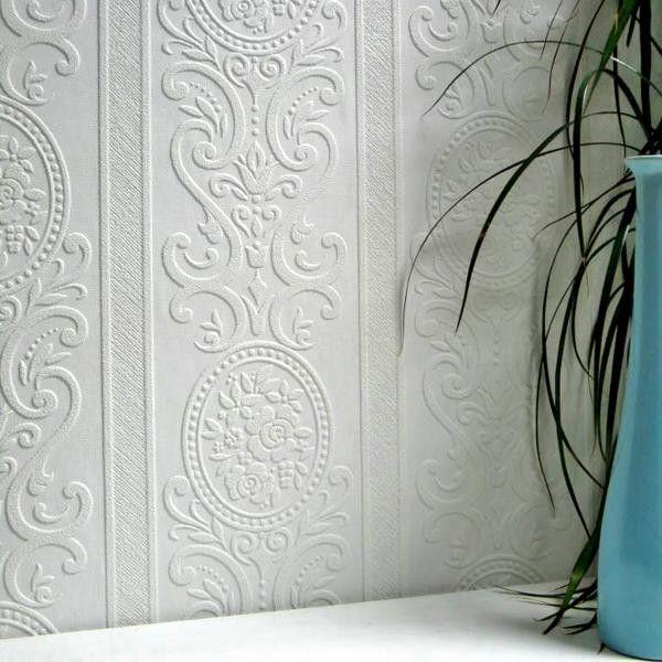 Louisa Paintable Textured Vinyl Wallpaper Warehouse Paintable Textured Wallpaper Embossed Wallpaper Paintable Wallpaper