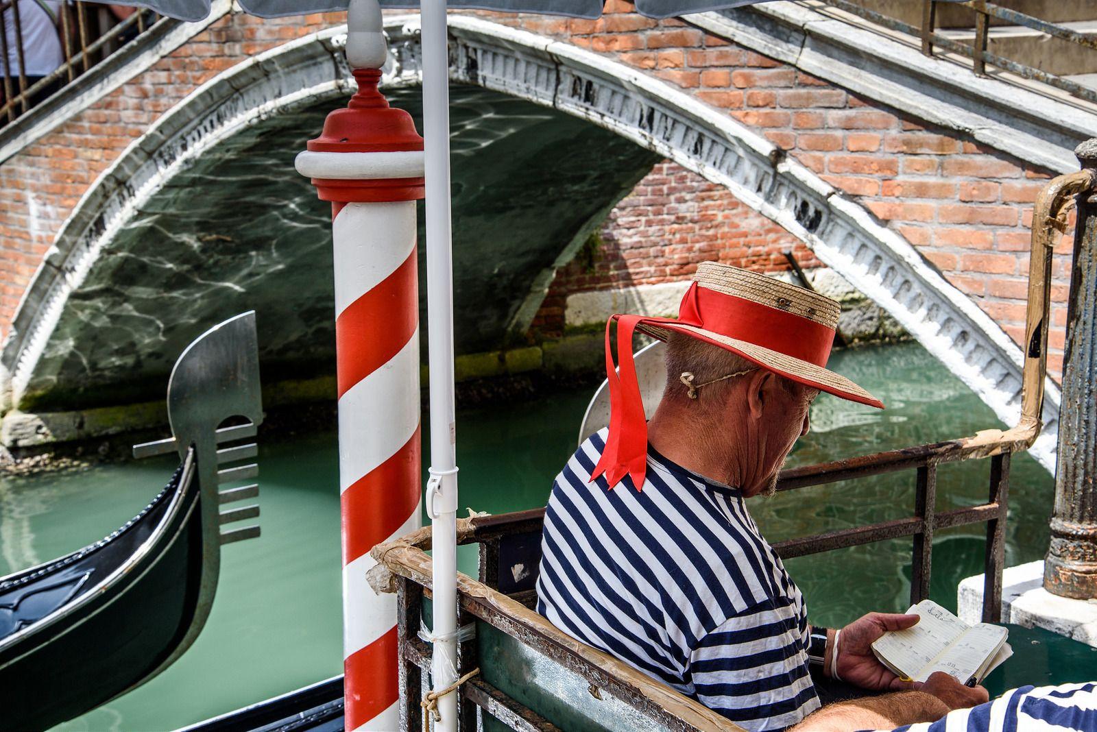 Venice - Gondolier - San Moisè | by bautisterias