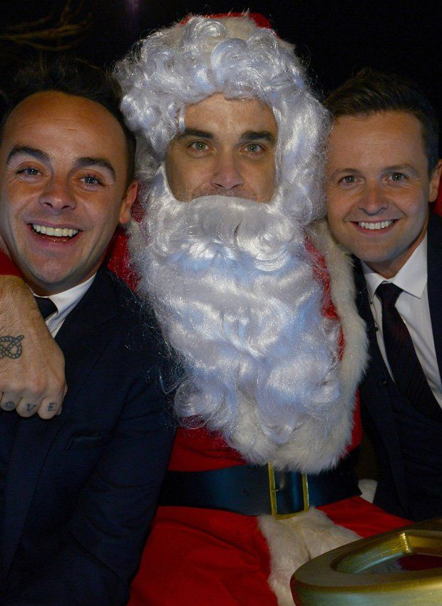 Robbie Williams to release 2019 Christmas album: 'He's written over 30 songs'   Robbie williams ...