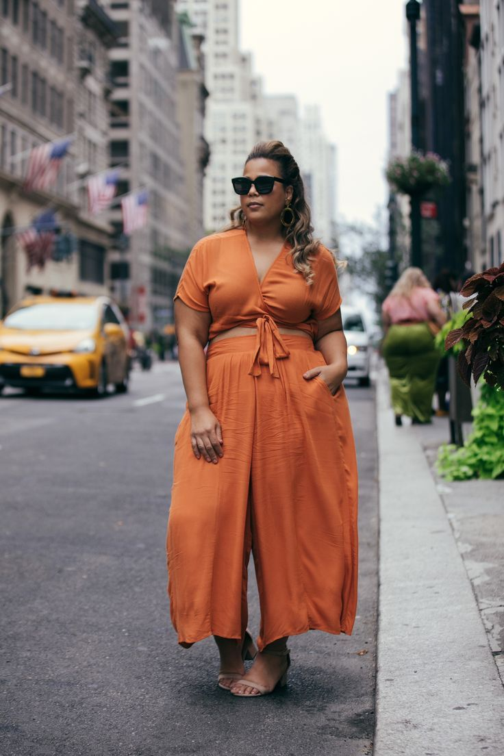 A NYFW Street Style Gallery Dedicated to Plus-Size Women -   5 DIY Clothes Plus Size for women ideas