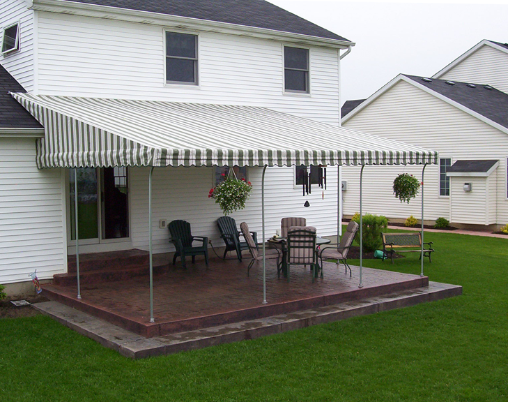 Retractable Awnings Kohler Awning Retractable Awning Awning Shading System