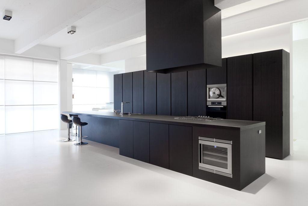 Loft design keuken google search keuken pinterest interiors kitchens and modern - Decoratie design keuken ...