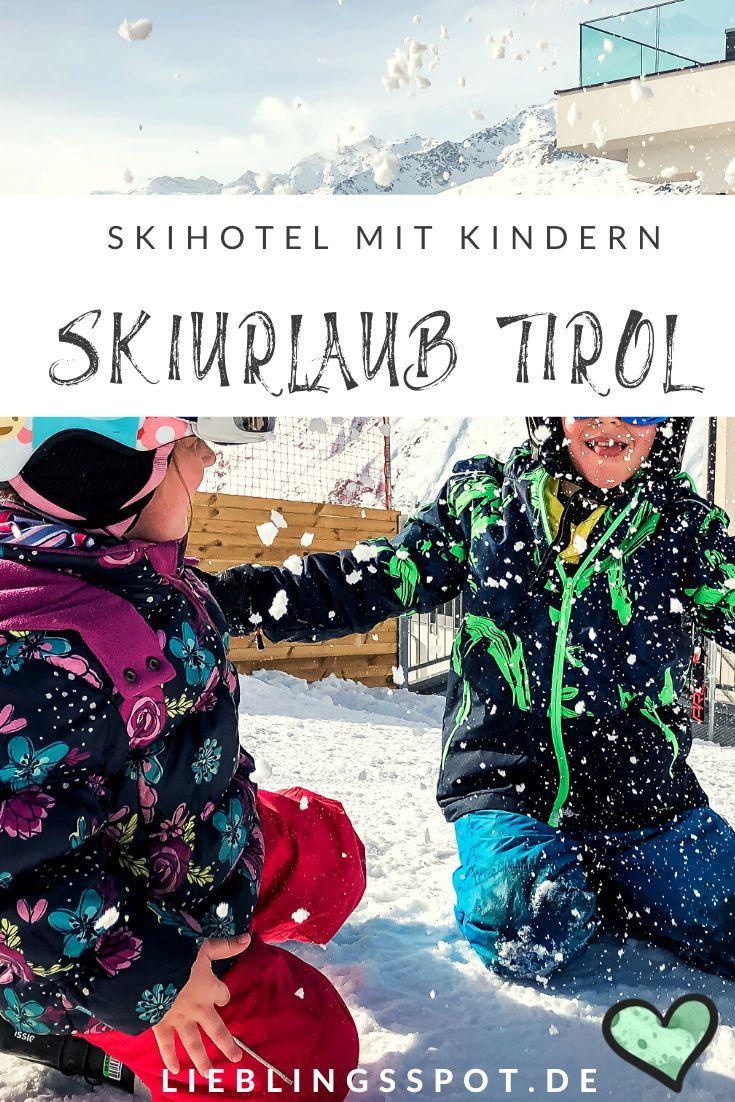 Skiurlaub mit Kindern an der Piste: Hotel Riml in Österreich! – LIEBLINGSSPOT