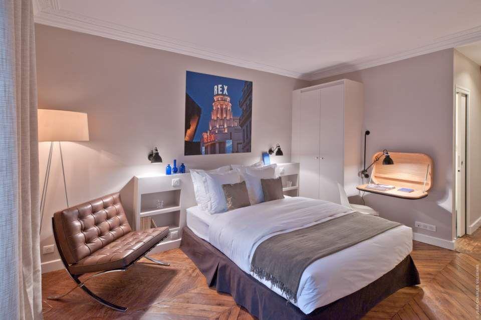 D coration moderne de la chambre d 39 h tes grands - Chambre d hotes region parisienne ...