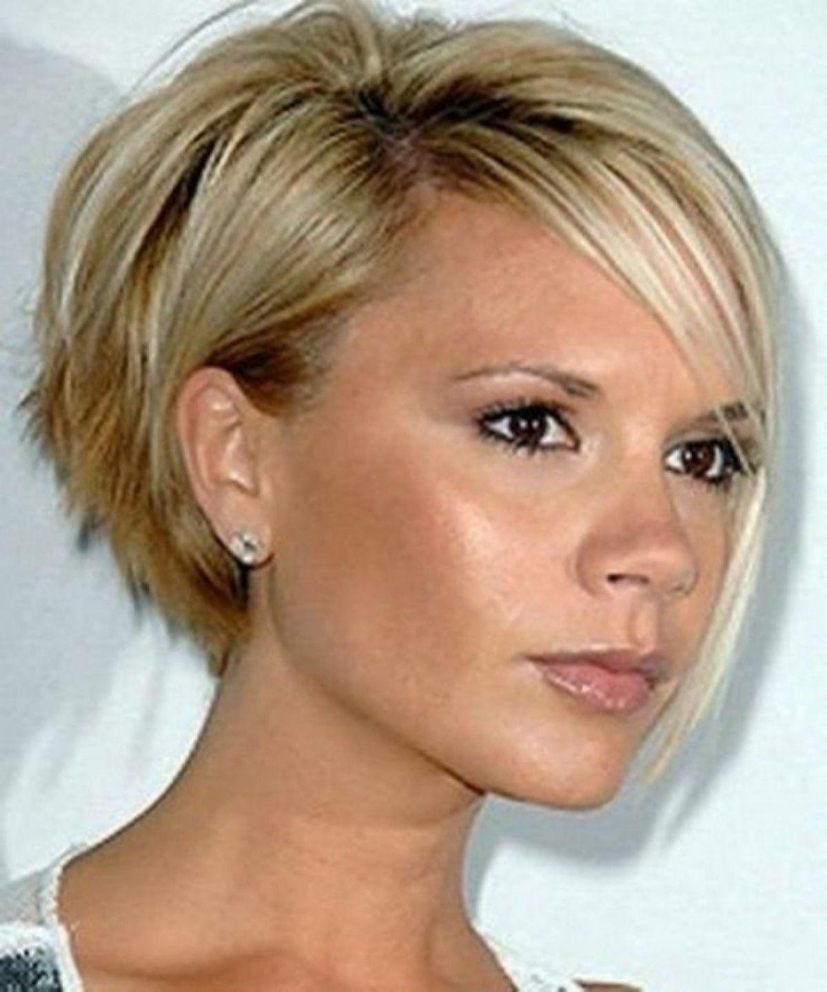 Frisuren Frauen Kinnlang Frisuren Frauen Pinterest Short Hair
