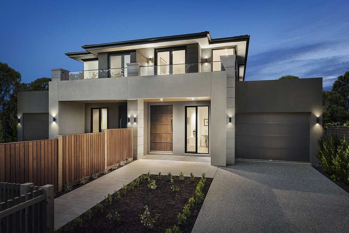 Brighton Dual Occupancy Home Now Open | Carter Grange | House ...