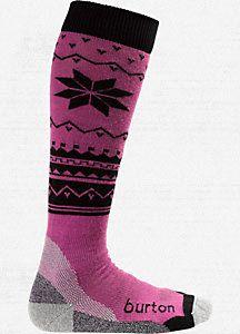 Women's Ultralight Wool Sock - Burton Snowboards
