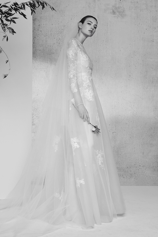 Wedding renewal dresses for beach  Elie Saab SpringSummer  Bridal  Elie saab spring Bridal