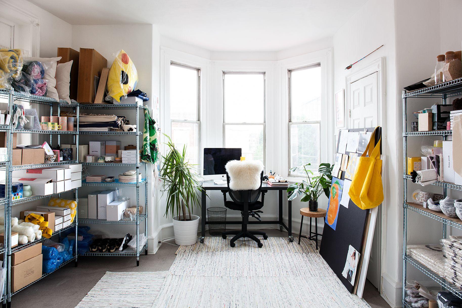 Starting Small with Shannon Maldonado – Design*Sponge | work place ...